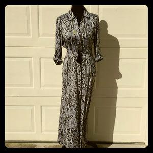 INC  Internatonal concepts maxi dress.